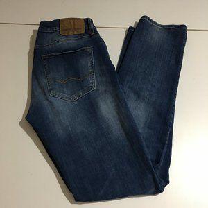 American Eagle Flex Slim Straight Mens Jeans 30x34
